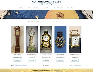 Gordon Converse Clocks