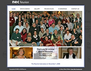 New England College Reunion